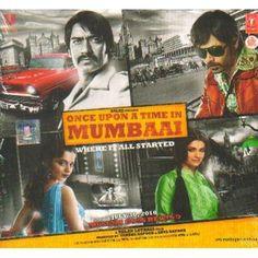 Once Upon A Time in Mumbai / music, Pritam ; lyrics, Irshad Kamil [CD]