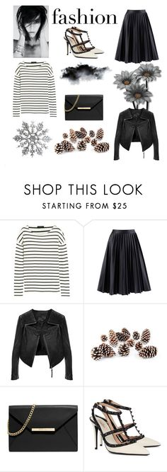 """Untitled #129"" by america631 ❤ liked on Polyvore featuring J.Crew, Linea Pelle, Knud Nielsen Company, MICHAEL Michael Kors and Valentino"