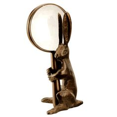 Bunny Magnifier Holder.