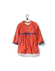 flower shirt dress - Collection - Baby girl (3-36 months) - Kids - SALE - ZARA United States