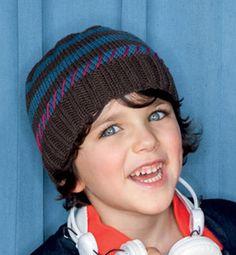 Bonnet  tricolore Enfant