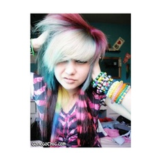 Emo Scene Hair, Emo Hair, The Scene Aesthetic, Emo Bangs, Emo Emo, Emo Princess, Scene Kids, Rawr Xd, Punk Goth
