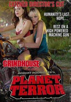 Grindhouse: Planet Terror Imdb Movies, Movies 2019, Top Movies, Hd Streaming, Streaming Movies, Marvel Movies, Horror Movies, Planet Terror, Death Proof