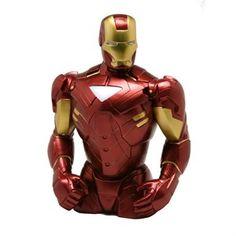 Avengers Iron Man Piggy Bank