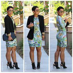 I can't wait to make this dress! DIY Funky Print Dress - Mimi G Style Diva Fashion, Work Fashion, Womens Fashion, Chic Outfits, Fall Outfits, Fashion Outfits, Fashionable Outfits, Dress Fashion, Pretty Outfits