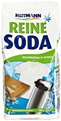 11 applications for soda - this means belongs in every house Soda is an extremely effective cleanser. It enhances the effect of commercial cleaners and with it you can make your own cleaner. Cleaning Agent, Cleaning Hacks, Commercial Cleaners, Household Organization, Just Do It, Housekeeping, Clean House, Good To Know, Cleanser