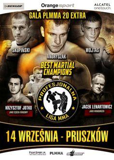 MMA w Pruszkowie: http://pruszkow.blox.pl/2013/07/Gala-MMA-w-Pruszkowie.html