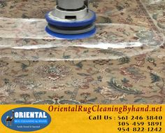 The question that comes up the most when asked about rug cleaning by hand palm beach is what does it truly mean to wash a rug by hand? Well, I can tell you that so much more goes into washing a rug than your two hands and soap and water.