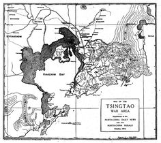 Siege of Tsingtao, 1914. Japanese forces have been besieging Tsingtao in China, where Germany has a naval base. The British have also sent troops to the siege but they do not seem to have been of any great help.  | World War 1 Live