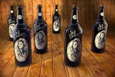 Siete Misterios by Carlos Bedoya, via Behance Behance, Bottle, Home Decor, Blue Prints, Decoration Home, Room Decor, Flask, Home Interior Design, Jars