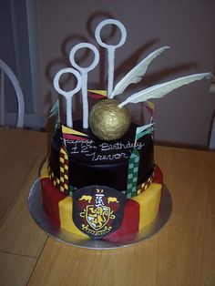Harry Potter, Quidditch by Rebecca Glandon, via Flickr