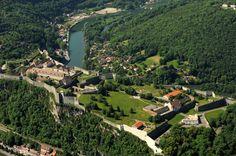 Vue aérienne sur la Citadelle Tous droits réservés (c) David Lefranc
