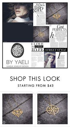 """""""YAELI JEWELRY.33"""" by samirhabul ❤ liked on Polyvore featuring Whiteley and ByYaeli"""