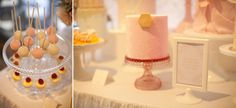 A Very Pretty 1st Birthday Party for Mariette