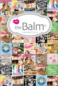 theBalm... really liking the products I have tried from this brand so far