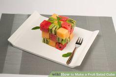 Image titled Make a Fruit Salad Cube Step 4