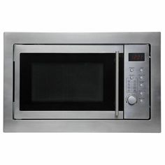 SIA BIM20SS Stainless Steel 20L Integrated Built in Digital Timer Microwave Oven · $109.99 Built In Microwave Oven, Digital Timer, Child Safety Locks, Kitchen Equipment, Colorful Interiors, Home And Garden, Kitchen Appliances, Stainless Steel