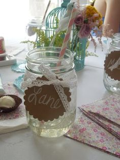 Texas Girl in Philly: Country Chic Bridal Shower