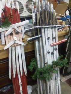 tobacco stick snowman and santa                                                                                                                                                                                 More