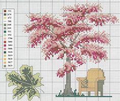 Ponto Cruz by Susana: Árvores