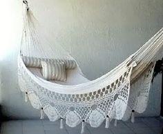 Silvia Home Decor: Ambientes de Relax com camas de rede!