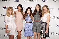 Ashley Benson, Shay Mitchell, Lucy Hale, Troian Bellisario, Sasha Pieterse #prettylittleliars #pll