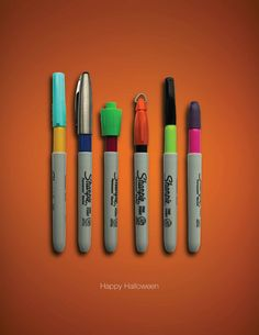 The best Halloween ads