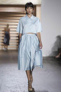 Tibi Ready To Wear Spring Summer 2015 New York