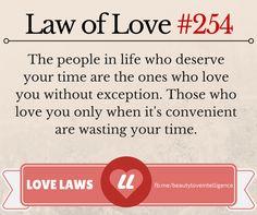 Love Law #254 #love #lovelaws #relationships