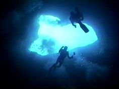 Guam - Blue Hole most popular dive site