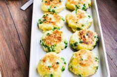Kartoffel-Erbsentaler