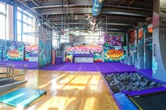 19. Brooklyn Zoo  #fitness #exercise #innovative http://greatist.com/fitness/most-innovative-gyms