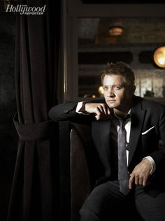 Jeremy Renner - The Hollywood reporter - April 2012