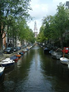 On to my favorite city and the last city of our trip, Amsterdam. Oh how I love this city. It is filled with the most beautiful canals a. Oh The Places You'll Go, Great Places, Beautiful Places, Places To Visit, Travel Europe Cheap, European Travel, World Cities, Adventure Is Out There, Around The Worlds