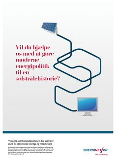 Energinet.dk by Jesper Munch Toldam, via Behance