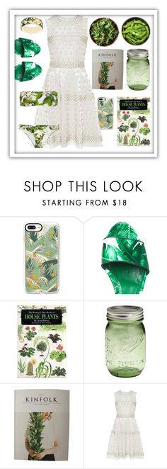 """""""kinfolk inspired"""" by alongcametwiggy ❤ liked on Polyvore featuring Casetify, Dolce&Gabbana, Martha Stewart, Naeem Khan and Louis Vuitton"""