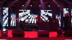 Stage in party