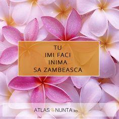 Tu imi faci #inima sa zambeasca. #truelove www.atlasdenunta.ro True Love, Real Love