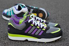 #adidas torsion integral s og Black Purple Lime #Sneakers