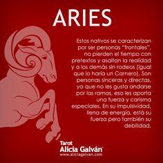 #Aries cada semana podrás conocer lo que te espera con nuestro #horóscopo.