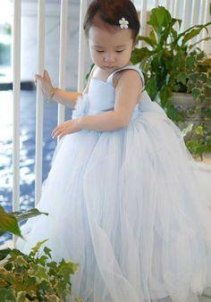 Eden Princess 12384 Flower Girl Dress photo
