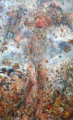Leon Frederic, The Four Seasons