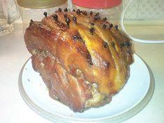 Curing a ham