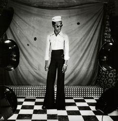 Samuel Fosso - Sans titre. De la série Années 70, 1970-1980