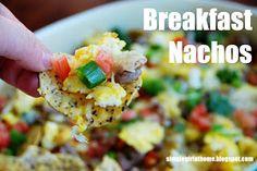 Simple Girl: Breakfast Nachos