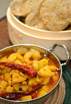 Kolkata Style Alur torkari Recipe or Runny potato curry from the streets of Kolkata is a famous Street food ok Calcutta. This veg potato curry is served best with Luchi, Kochuri in local sweet shops of Kolkata. Here is the Recipe of Bengali Aloor Torkari or Spicy Potato Curry.