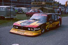 Ein Wagen, der 1978 neue Maßstäbe in der DRM setzte: Hans Heyers Zakspeed-Capri