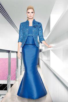 Vestido de Madrina de Carla Ruiz 2013 - Modelo 88267