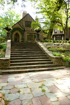From the hit TV Series The Vampire Diaries, The Salvatore Mansion is one of the best parts of the show! (for Tudor aficionados, anyway) . ...