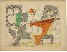 Le Corbusier, Boredom reigned without!